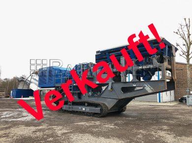 Prallbrecher-Kleemann-MR122Z-verkauft