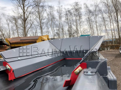 Hardoxauskleidung-TS4080-Haldenbandoptionen